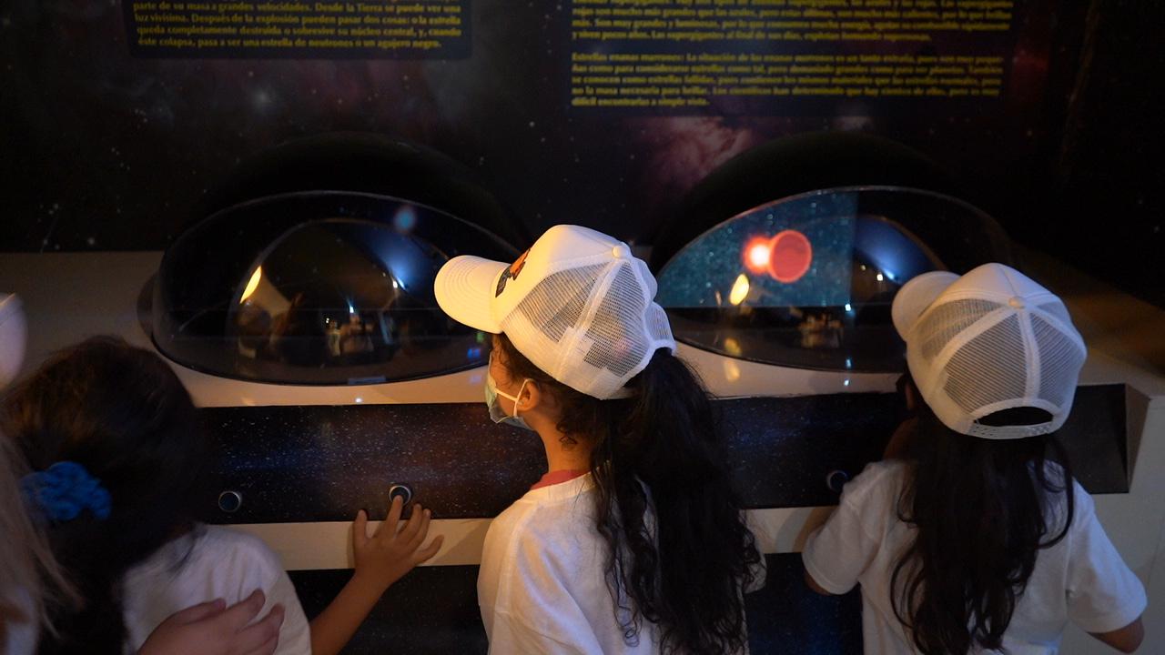 Mi verano científico y tecnológico 2021